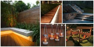 Urban Diy Backyard And Patio Lighting Ideas