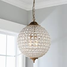 glass orb lighting. Timeless Grandeur Crystal Orb Chandelier Glass Lighting D
