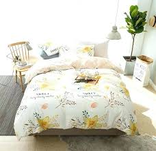 cute bedding for teen girls flower set full queen king single double decorating es