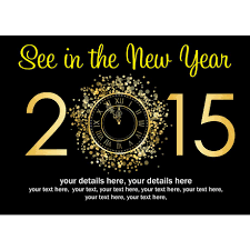 new years eve 2015 invitation. Plain Invitation Personalised 2015 New Years Eve Party Invitations For Invitation O