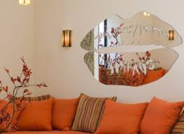 using a wall mirror in home decor