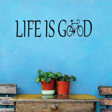 life is good wall decor images home wall decoration ideas intended for newest life is
