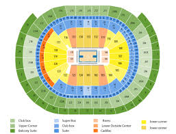 Wells Fargo Center Cadillac Club Seating Chart Brooklyn Nets Tickets At Wells Fargo Center On January 15 2020 At 7 00 Pm