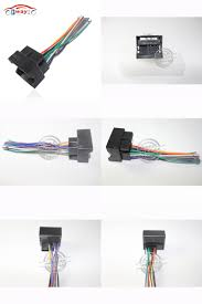 visit to buy] car radio stereo female iso plug power adapter Wiring Harness Adapter For Ford [visit to buy] car radio stereo female iso plug power adapter wiring harness special wiring harness adapter for ford