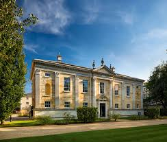 Howard Buildings at Downing College –