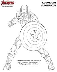 You can print individual coloring pages of all the avengers characters, such as captain america, thor, iron man, black widow — even the villian, ultron. Free Marvel Avengers Coloring Pages Captain America Coloring Pages Avengers Coloring Marvel Coloring