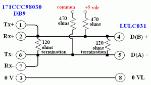 db9 wiring diagram wiring diagrams rs232 to rs485 circuit diagram wirdig