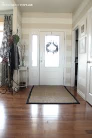 pleasant design ideas 3x5 entry rug entryway home sciedsol rugs captivating in updates the wood grain