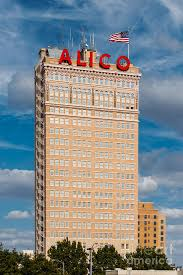 the amicable life insurance company better knows as alico building
