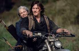 carol and daryl spin off