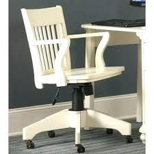 white wooden office chair. White Wood Office Desk Chair Ergonomic Corner Wooden F