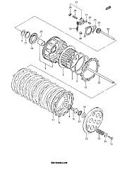 1983 suzuki gr650 tempter clutch parts best oem clutch parts for suzucki 650 suzuki gr 650 wiring diagram