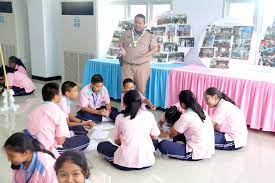WE ARE ONE กิจกรรมลูกเสือสันติภาพ 21-7-61 ณ.โรงเรียนสวนกุหลาบวิทยาลัย ธนบุรี