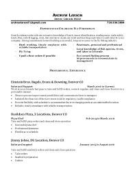Andrew Fishing Resume. ANDREW LARSON Denver, Colorado 80210  andrewlarson71@gmail.com 720.934.3894 EXPERIENCED COLORADO ...