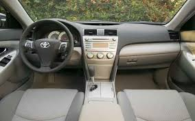 Refreshing or Revolting: 2012 Toyota Camry