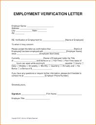 Employer Verification Of Employment Infoe Link