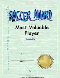 Free Soccer Certificate Templates Printable Soccer Certificates Of Award Download And Print