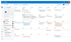 Microsoft Reveals New Calendar And People Experiences Coming To