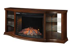 muskoka 33 curved full view insert electric fireplace canada