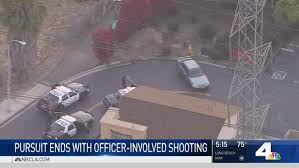 Police Fatally Shoot Driver at End of Pursuit in Bellflower - NBC ...