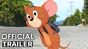 TOM & JERRY Trailer (Animated Movie, 2021) - YouTube