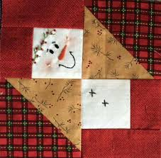 396 best All things Christmas Quilts images on Pinterest ... & Beautiful work done by Sandra Edmunds Gregoire Make corner triangles smaller  to give the snowman a smart bow tie. Adamdwight.com