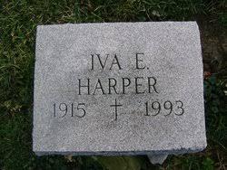 Iva Emmaline Clary Harper (1915-1993) - Find A Grave Memorial