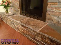 how to reface a stone fireplace refacing a brick fireplace with stone veneer masonry contractor stone how to reface