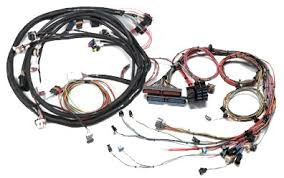 fuel injection wiring harnesses at summit racing fuel injection system wiring harnesses
