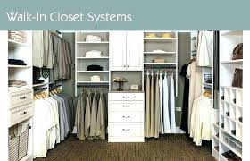 john louis closet system costco closet organizer systems stylish organizers service intended for