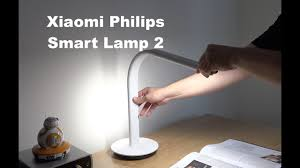 Xiaomi Philips Eyecare Smart Lamp 2 Testing