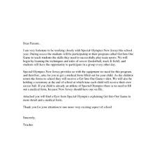 Example Letter Of Teacher Request Save School Vacation Request