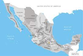 Administrative divisions of Mexico - Wikipedia