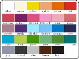 Stix Stones Baby Colour Charts
