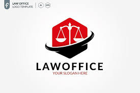 Law Office Logo Design Enchanting Law Office Logo Logo Templates Creative Market