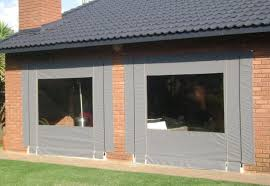 patio covers south africa. Fine Patio RopePully Blinds With Zipsides To Patio Covers South Africa C