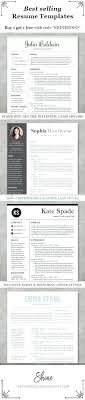 Resumes That Stand Out Amazing Stand Out Resume Templates Sarahepps