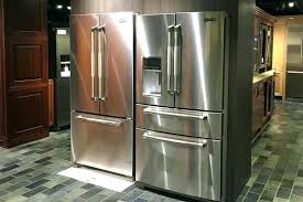 33 inch wide french door refrigerator. 33 Wide French Door Refrigerator The Largest Capacity Counter Depth Refrigerators Throughout Inch Idea