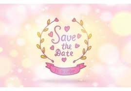 Free Save The Date Birthday Templates Save The Date Vectors Download Free Save The Date