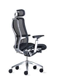 custom office chair. Vesta Modern Ergonomic Office Chair With Headrest Custom