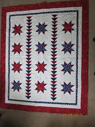 701 best Americana Quilts - 2 images on Pinterest | Patriotic ... & Quilt of Valor (QOV) - this quilt went to a wounded soldier in a Adamdwight.com