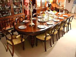 dining tables for 12 antique dining table chairs