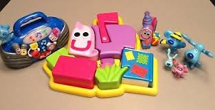 mailbox blues clues toy. Contemporary Toy Blues Clues Toy Lot Puzzle Radio House On Mailbox