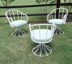 1326 best Vintage Wrought Iron Patio Furniture images on Pinterest