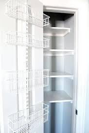 closet door storage racks ways to upgrade your coat closet bedroom closet doors wire basket and
