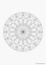 26 Beste Van Kleurplaat Mandala Volwassenen Concept