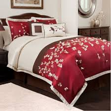 lush decor flower drops bedding by comforters with regard to cherry blossom comforter set design 6