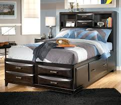 Fantastic Furniture Storage Bed Kira Bedroom Set New 5 Piece ...