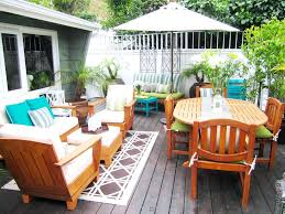 deck furniture ideas. Outdoor Deck Furniture Patio Images Contemporary With Cushions Small Ideas S