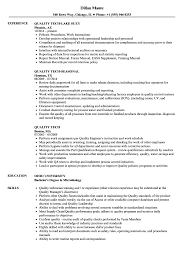 Computer Support Technician Sample Resume Electronic Examples